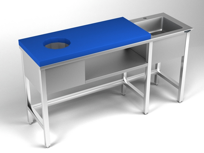 Modelo APMT - Mesa de corte